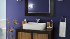 Küçük Banyolar İçin Boya Fikirleri