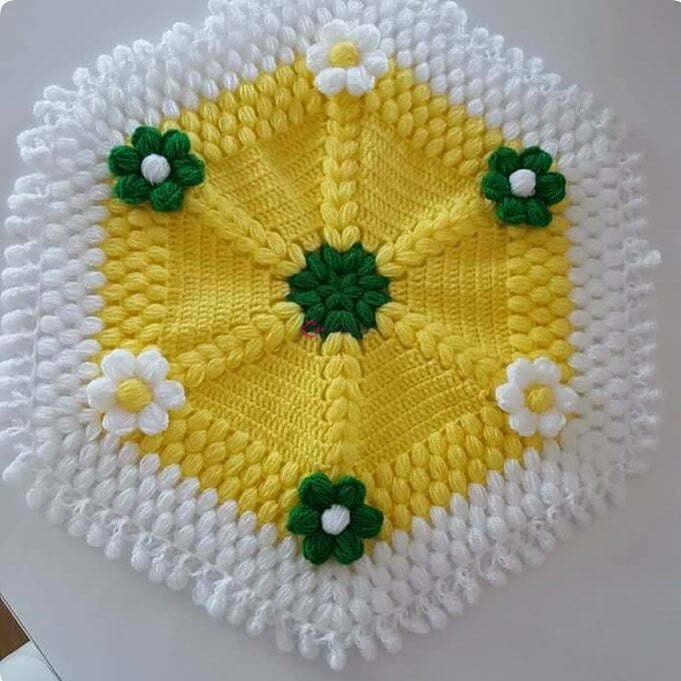 4. Çiçek Motifleriyle Süslenen Lif Modelleri