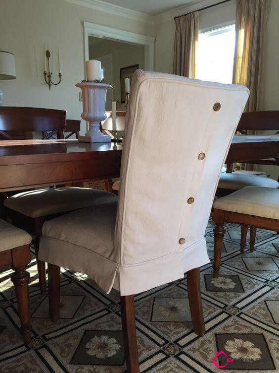 Sandalye Kaplama 7 Ev D 252 Zenleme
