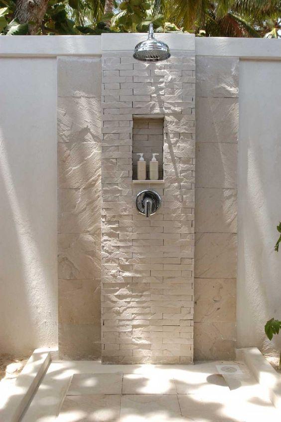 Açık Duş Modeli
