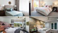 50 Güzel Yatak Odası Perde Modelleri
