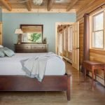 Ahşap Yatak Odalarına