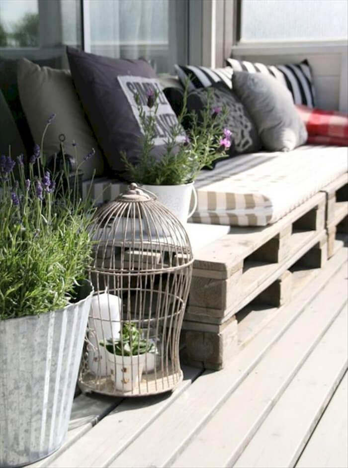 50 Kucuk Balkon Dekorasyon Fikirleri Evduzenleme Com