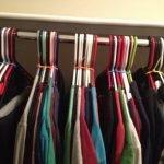 6. Düzenli Giysi Dolapları