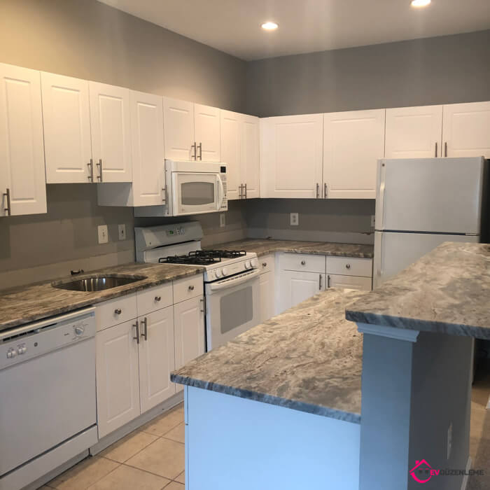 Kitchen Colorful Granite Countertop Colors And Models