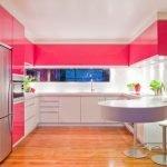 10-Sade ve Ferah Bir Mutfak Kullanımı