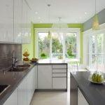 16-İç Açıcı Bir Mutfak Dekoru