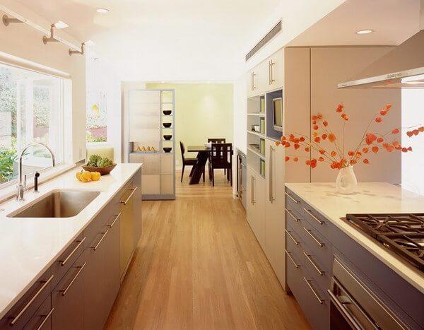 20-Estetik Bir Mutfak Tasarımı