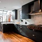 21-Modern ve Asil Bir Mutfak Tasarımı