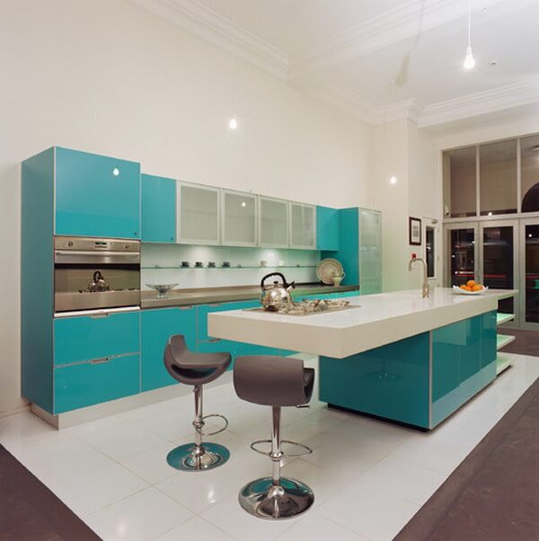 22-Konforun Mutfak Tasarımına Yansıması