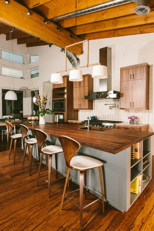 Newest Modern Kitchen Models Open the Door to the Most Exceptional Designs