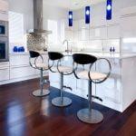 9- Modern ve Kullanışlı Mutfak Dekorasyonu