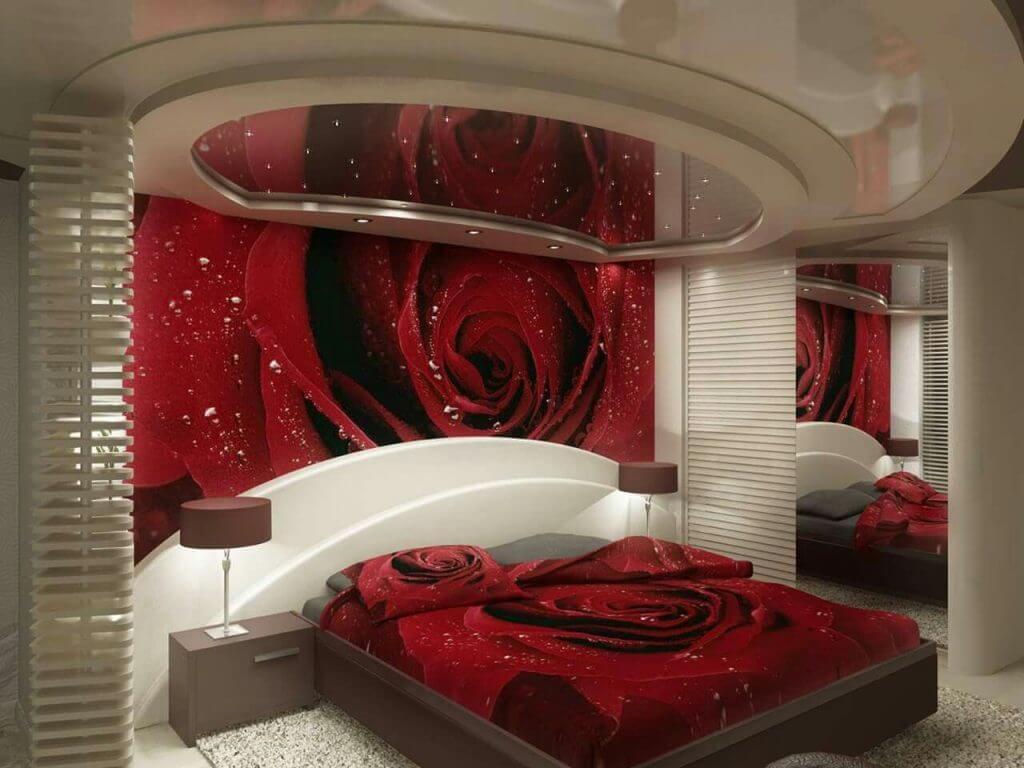 Excellent Appearance Plaster Bedroom Models